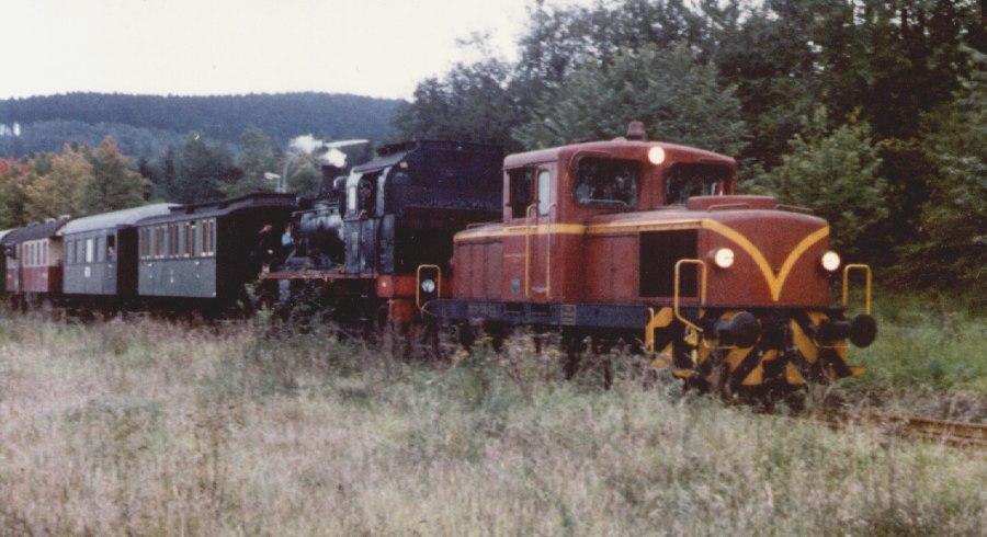 Der Zug 1988